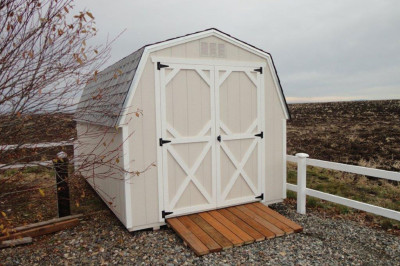 Mini Barn by Clearwater Barns