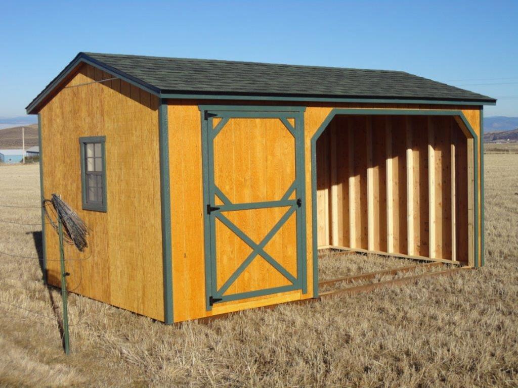 Horse Barn / ATV Shed / Wood Shed