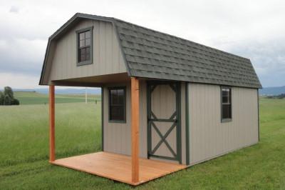 High Barn Cabin by Clearwater Barns