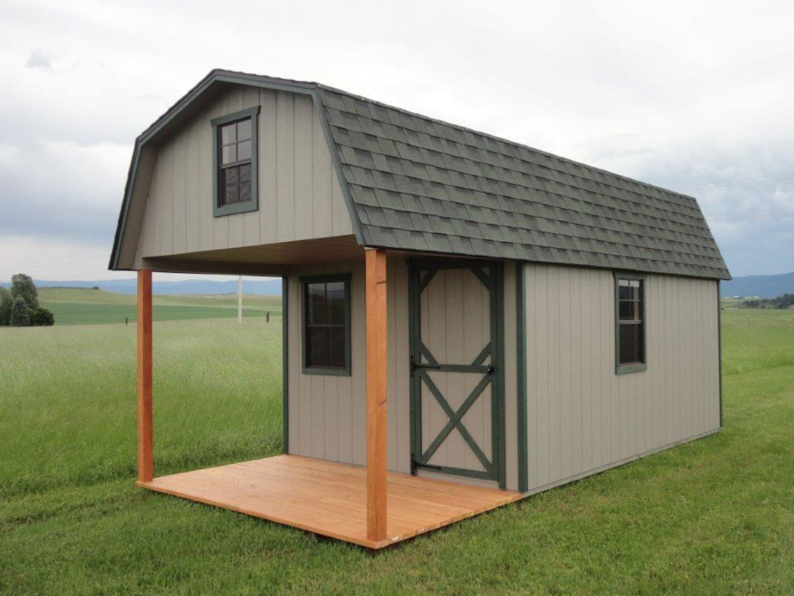 High Barn Cabin by Clearwater Barns