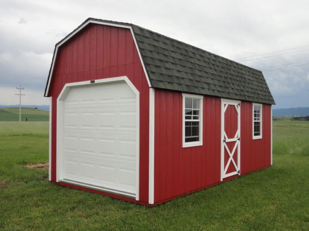 High Barn Garages By Clearwater Barns Clearwater Barns Llc