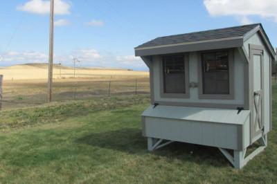 Chicken Coop - Animal Shelter